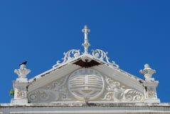 Sino-Portuguese style Royalty Free Stock Photo