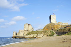 Sinop Castle. Stock Images