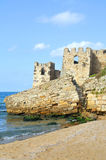 Sinop Castle. Stock Image