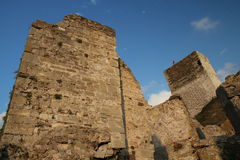 Sinop fortress royalty free stock photo