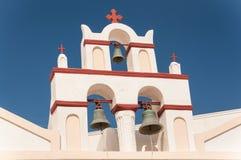 Sinos de igreja Imagem de Stock