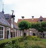 Sint Anthony Gasthuis, Groninga, Olanda Fotografia Stock Libera da Diritti