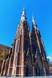 Sint-Catharinakerk στο Αϊντχόβεν, οι Κάτω Χώρες Στοκ εικόνα με δικαίωμα ελεύθερης χρήσης