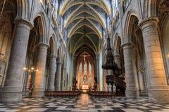 Sint Jacobs church Royalty Free Stock Photos