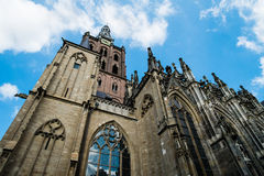Sint Jans Kathedral in Den Bosch Royalty Free Stock Photography