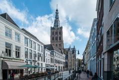 Sint Jans Kathedral in Den Bosch Royalty Free Stock Images