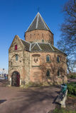 Sint Nicolaas church in the Valkhof park in Nijmegen Royalty Free Stock Image