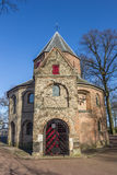 Sint Nicolaas church in the Valkhof park in Nijmegen Stock Images