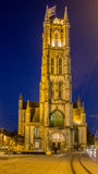 Sint Niklaaskerk Antwwerp Belgique Photo stock