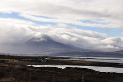 Ilha de Skye imagem de stock royalty free
