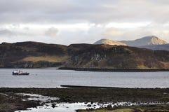Ilha de Skye Imagens de Stock
