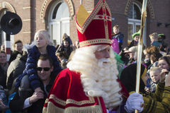 Sinterklaas Stock Photo