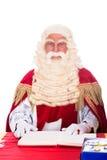 Sinterklaas运作 库存照片