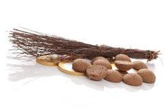 sinterklaas козуль конфеты голландские Стоковые Фотографии RF