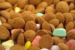 sinterklaas конфеты стоковые фотографии rf