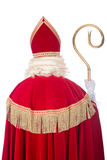 Sinterklaas from the back Stock Images