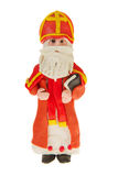 Sinterklaas from clay Royalty Free Stock Photography
