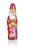 Sinterklaas . Dutch chocolate figure Royalty Free Stock Photo