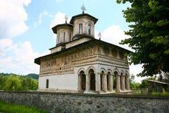 Sinterklaas en St Voivodes Kerk Royalty-vrije Stock Afbeeldingen