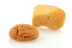 Sinterklaas ginger nuts Stock Image