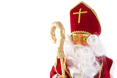 Sinterklaas in Holland Stock Photography