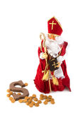 Sinterklaas in Holland Stock Image
