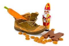 Sinterklaas in Holland Stock Photos