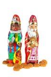 Sinterklaas hollandais Image libre de droits