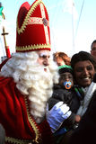 Sinterklaas - Países Baixos Fotografia de Stock Royalty Free
