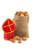 Sinterklaas presents Stock Photo