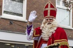Free Sinterklaas, Saint Nicolas Posing For Photos Royalty Free Stock Images - 164089849
