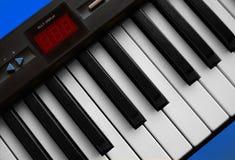 Sintetizador Foto de Stock Royalty Free