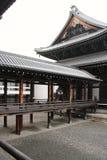 Sintoizm świątynia Kyoto, Japonia - Obraz Royalty Free