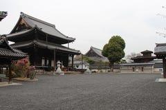 Sintoizm świątynia Kyoto, Japonia - Zdjęcie Royalty Free