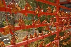 Sintoizm świątynia, Sendai, Japonia Obrazy Stock
