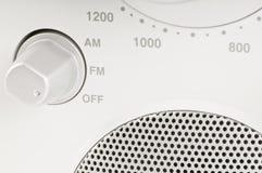 Sintonizador de radio de FM/AM Imagenes de archivo