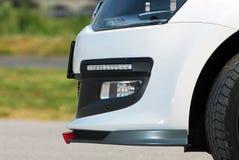 Sintonizzazione dell'automobile Immagine Stock