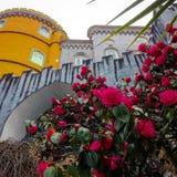 Sintra παλατιών Pena στοκ φωτογραφία με δικαίωμα ελεύθερης χρήσης