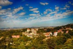 Sintra Πορτογαλία Στοκ φωτογραφία με δικαίωμα ελεύθερης χρήσης
