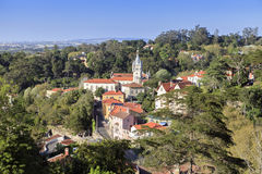 sintra της Πορτογαλίας Στοκ εικόνα με δικαίωμα ελεύθερης χρήσης