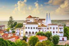 sintra Португалии Стоковые Изображения RF