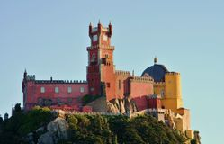 Sintra Royalty Free Stock Photography