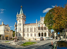 Sintra (Camara Municipal de Sintra)的自治市,葡萄牙 免版税图库摄影