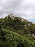 Sintra - Castelo dos Mouros Stock Images