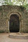 Sintra, castillo del amarra Fotografía de archivo