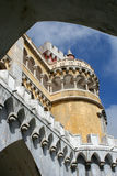 Sintra Castle Royalty Free Stock Photo