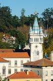 Sintra city hall Royalty Free Stock Photos