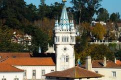 Sintra city hall Royalty Free Stock Photography