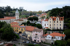Sintra Royalty Free Stock Photos
