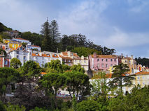 Sintra Cityscape Royalty Free Stock Photo